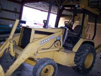 1993 John Deere backhoe $19500 Reply by email or call
