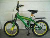 2 great starter bikes for ages 3-7.Good condition.