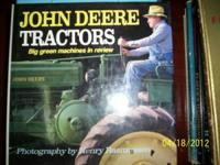 JOHN DEERE TRACTORS -  BIG GREEN MACHINES IN REVIEW