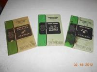 Orignal john deere manuals -420 crawler ,J.D. B , & 50