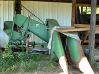 For Sale 1965 JD semi-mount cornpicker. Will mount on