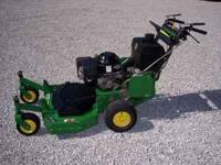 I have for sale a nice clean John Deere G15 Commercial
