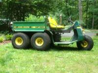 John Deere gator selling for $3,000 It runs great,