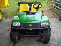 IAM SELLING A JOHN DEERE GATOR CX WITH ONLY 80 HOURS ON