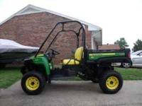 BRAND NEW john deere gator XUV 625i. Retail Value