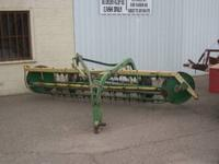 one John Deere Basket Rake  Location: Brawley Ca.