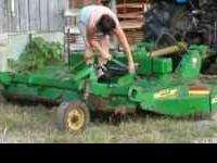 Mower is well taken care of, cleaned after use, like