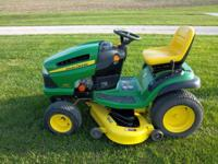 For Sale: (SOLD) John Deere Lawn Mower......2006
