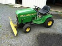 This is a Great John Deere Tractor in Great condition!
