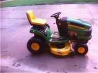 John Deere 135 For Sale. 22HP. 107 Hours. Nice