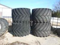 2,400 or b/o. Size: 66 x 43.00-25NHS Goodyear Tires