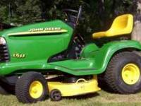 Great tractor, do no need anymore has new battery,