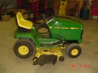 $1395 OBO- John Deere LX188, hydro, 17HP liquid cooled