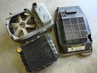 I have a John Deere LX 188 Radiator with top of engine