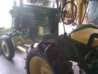 For sale: 1949 John Deere M Fully restored! Great