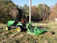 FOR SALE  John Deere Model 2305 Compact Utility