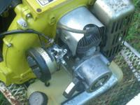 This blower has recently been serviced, and is in good
