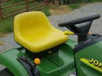 JOHN DEERE 38 IN CUT 13 HP CALL  Location: VINEGROVE