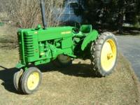 Nice john deere MT tractor for sale has 3 point hitch,