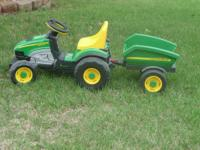 You are bidding on a gently used John Deere Farm