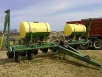 John Deere 7000's , both 8 RWN, one with liquid $6500