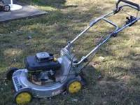 "John Deere Self Propelled Mower Model 14SB, 21"" Cut,"