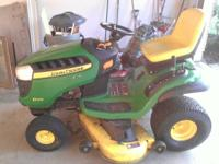 Contact phone  show contact info  John Deere D140 22-HP