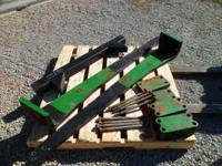 For Sale: John Deere roll-bar. Fits 4620, 4520, 5020,
