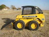 I have for sale a nice 2002 John Deere S250 Turbo