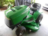 "John Deere Sabre Riding Mower 16HP 48"" Deck OHV Cast"