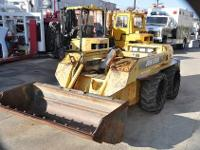John Deere Skid Steer Year 1997 #0077 Hours: 255 Dims: