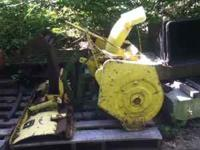 John Deere Snow Blower 100-200 series $200 each or best