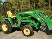 WEEL MAINTAINED 2005 WITH 34HP, ONLY 140 HOURS TOTAL,