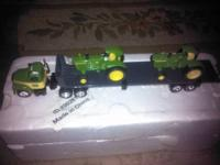 Here we have a new John Deere collector Truck and
