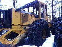 15 Skidder s for sale all run good , allso John Deere