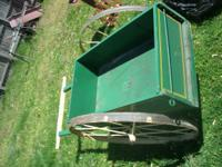 i have a john deere yard cart i think that it is a home