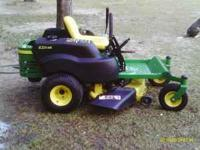 I have a John Deere Z225 Zero Turn Mower 18.5hp that is