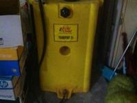 I have a new John Dow portable Fuel Chief. It can be