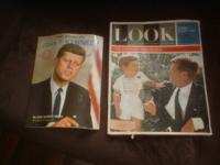 I have two magazine from the 60ty that I would like to