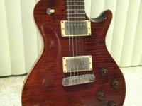 For Sale: Paul Reed Smith SC245 w / 10 Top & & Birds!