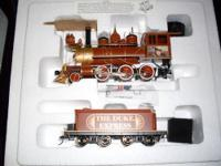 For Sale for the John Wayne & train collector. 12