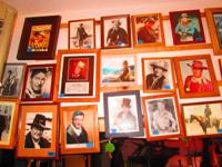 WE HAVE MANY JOHN WAYNE FRAMED PICTURES  JOHN WAYNE