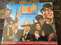 John Wayne's best movies, for collectors and movie
