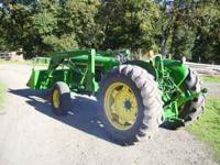 A real work horse - 60 HP John Deere model 2030 tractor