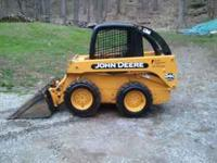 For Sale: I am selling a John Deere 240 series 2 that I