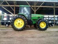 We have a 7810 John Deere tractor for sale. MFD with PS