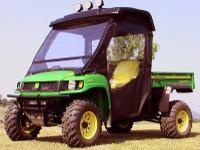 ON SALE John Deere Gator Soft Doors & Rear Window Kit