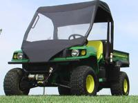 ON SALE JOHN DEERE GATOR MINI CAB ENCLOSURE JOHN DEERE