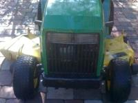 For Sale: John Deere LT180 Lawn Tractor/Riding Mower