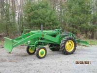 1950 John Deere M For Sale. Comes with number 30
